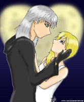 Moonlight Heart-Riku x Namine by Xeylen