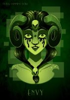 Deadly Fauns - Envy by BaGgY666
