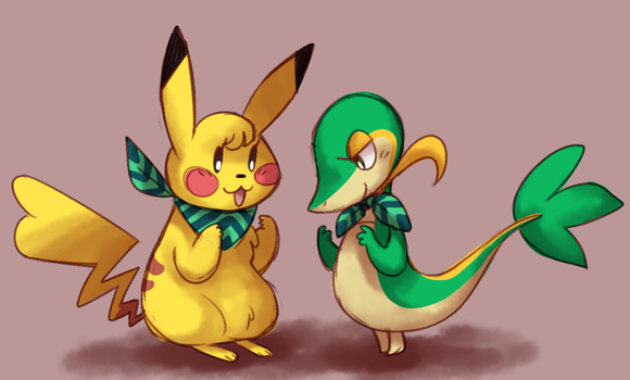 Super Mystery Dungeon by ClefdeSoll