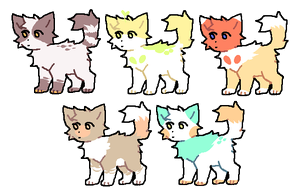 Adopt Batch 5 [1/5 OPEN] by warehouse31