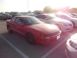 1991 Toyota Celica GT [Beater] by TR0LLHAMMEREN