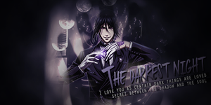 Resultado: Collab The Darkest Night by ByGokuUzumaki