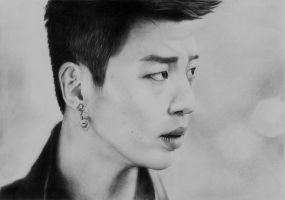 Bang Yong Guk by Kohei22