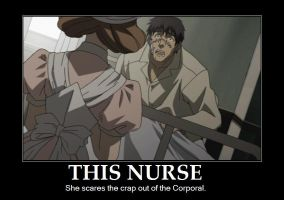 This Nurse Motivational by PoisonPocky