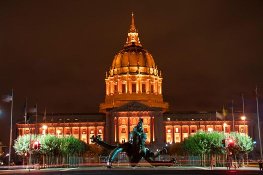 Civic Center by Travis-Person