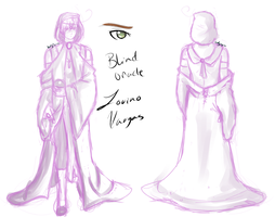 Lovino's outfit design by Lady-Pyrien