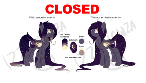 MLP Space themed DTA [CLOSED] by GreenTeaArt