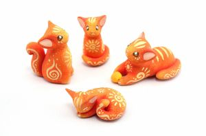 Sun Kittens 2 by Ailinn-Lein