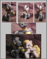 Blind Bag Custom: Zecora by Busoni