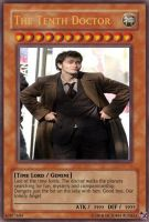 The Tenth Doctor by torchwood1doctorwho
