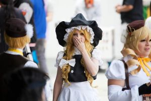 Candid Marisa by CloverClubb