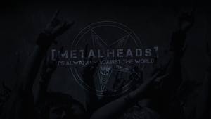 Metalheads by halfclown