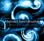 Swirl Brushes by PsdDude