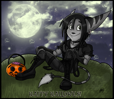 ::Happy Halloween 2012:: by RatchetJak
