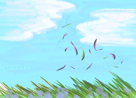 Grass Field by SajahHearts3919842