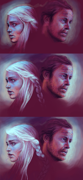 Game of Thrones scrap by bwenner