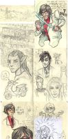 HK Sketchbook 1 by Oriana132
