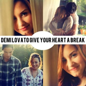 Demi Lovato Give Your Heart A Break by pazitha