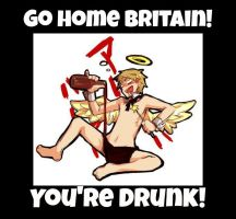 Go home Britain! You're drunk! by Francis-Le-Bonnefoy