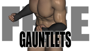 Gauntlets for Genesis (Free) by sedartonfokcaj