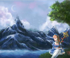 Mystical place by AmiMochi