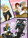 KH : have in common by pink-crest