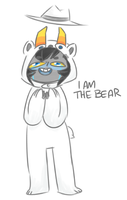 Bear by GravelPudding