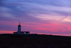 Cape Espichel Lighthouse by kokasfr