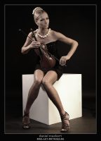 play the violin by FineArtPictures