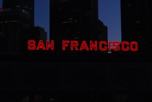San Francisco by sykosys