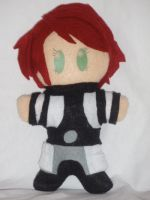 Felt Kelly Chambers Plushie by Emilijoy