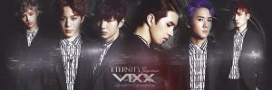 VIXX  Eternity (from 120524 Music Core teaser) by coffeelatte1110