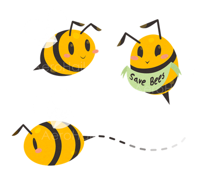 Misc - Bees? by Aer0Hail