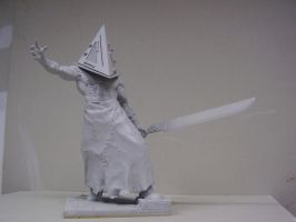 pyramid head by campionistudio