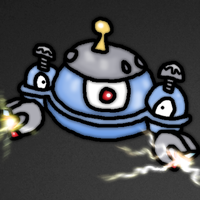 Request: new born magnezone=magnezone icon by thegamingdrawer