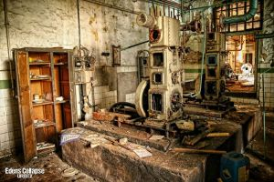 Machinery #1 by Karen-Valnor