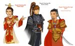 Empress Ki - Hey Girl by Brokenfangs