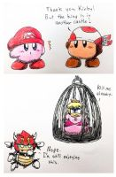Thank you, Kirby... by The-Super-Brawl-Girl