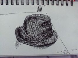 My Favourite hat by LinMac