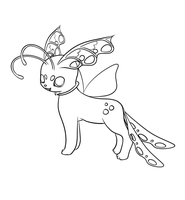 Fake Eeveelution - 10 points by SeviYummy