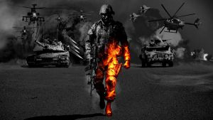 Battlefield Bad Company 2 by ChekoGB