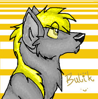 Bulik headshot by bandziorek