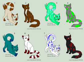 Point Adoptables by Time-Dancer