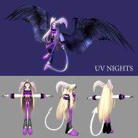 3D UV NIGHTS by kichigai