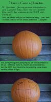 Pumpkin Carving Tutorial by peirrin