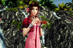 Aerith's dream by Priestess-of-Avalon