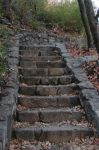 Stone stairs by Miffliness-Stock
