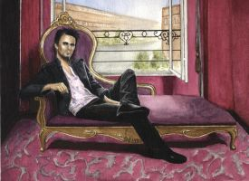 Matthew Bellamy by Tawastman
