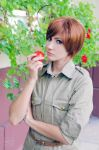 Hetalia - Spain and Romano by pandora-707