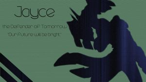 Jayce - the Defender of Tomorrow (Wallpaper) by Fimbulknight